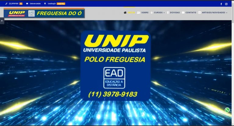 UNIP Polo EAD Freguesia do Ó